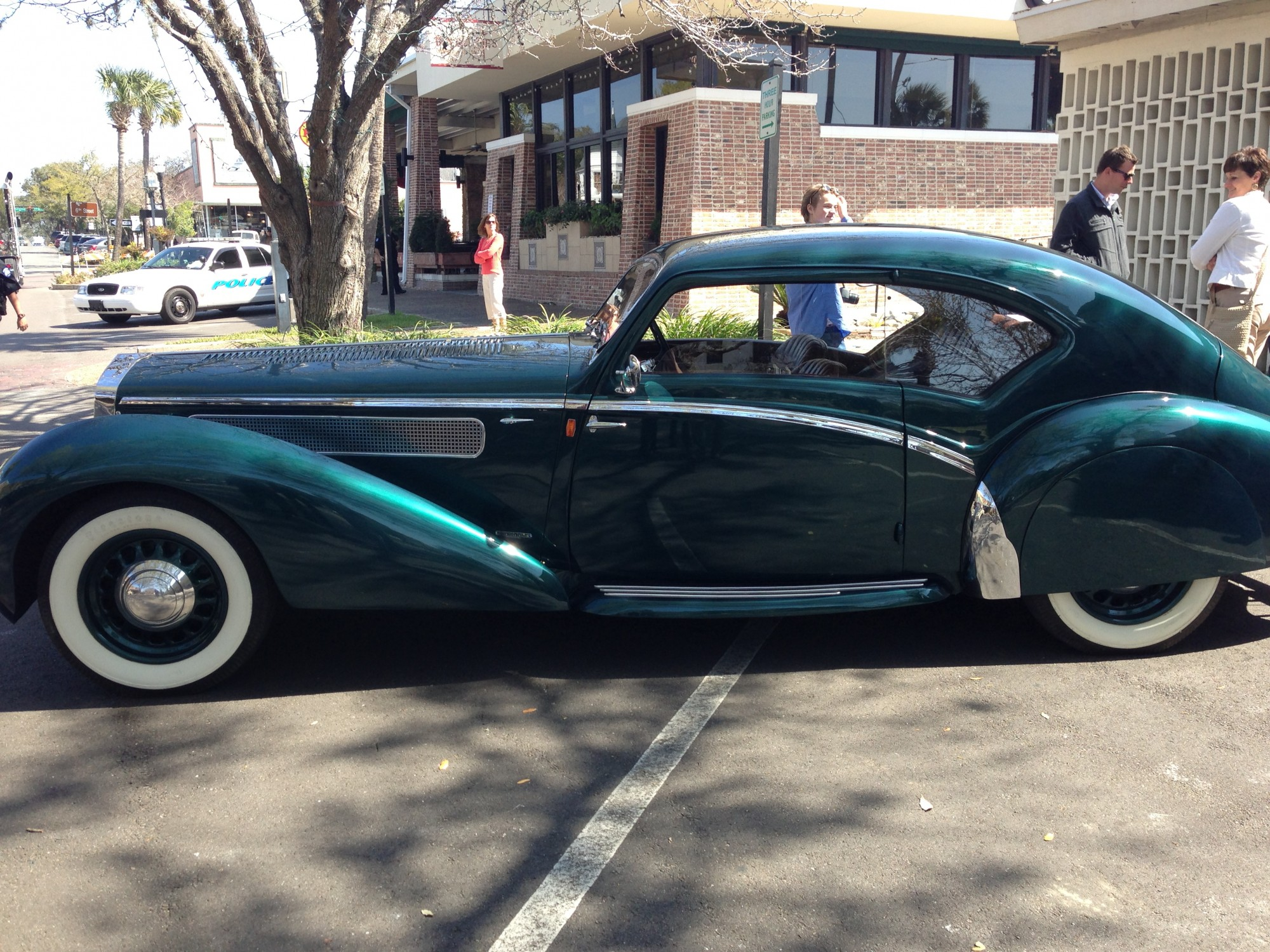 Car Show Revs Up On The Island Amelia Island Blue Heron Inn - Amelia car show
