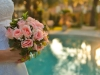 bouquet-by-pool